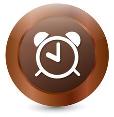 Vektor Wecker Uhr