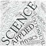 Applied science Disciplines Concept