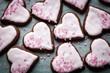 Valentine´s Day cookies