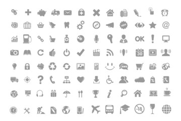 Set icone