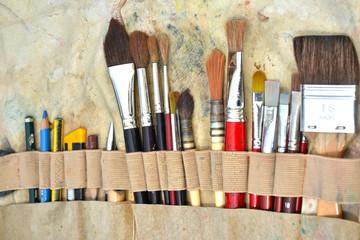 Utiles de pintura