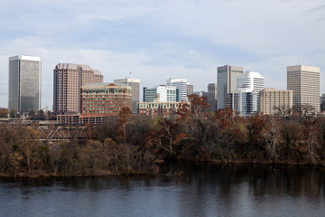 Panorama of Richmond