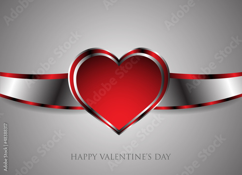 Background happy Valentine's Day