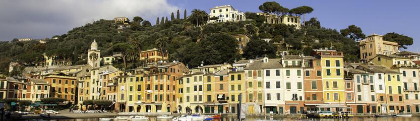 Portofino view color image