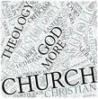 Ecclesiology Disciplines Concept