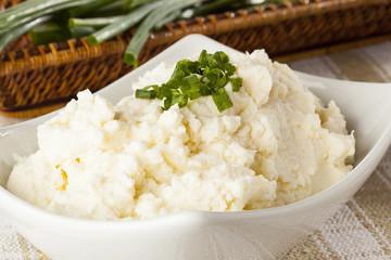 Fresh Homemade Mashed Potatoes
