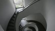 Modern spiral staircase architecture interior design