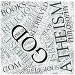 Atheism Disciplines Concept