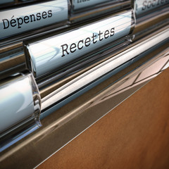 gestion recettes et dépenses, équilibre bancaire