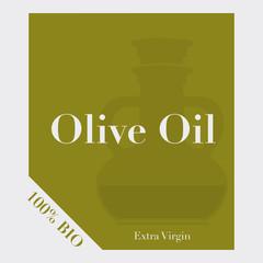 Etichetta per l'Olio d'Oliva