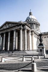 Pantheon in Paris in France