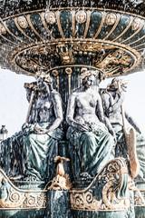 Paris - fountain from Place de la Concorde