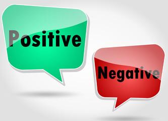Positive Négative