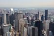 Skyline of midtown Manhattan, New York City