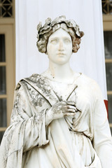 Statue of a Muse Thalia