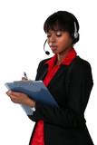 Call center supervisor poster
