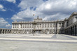 Royal Palace Madrid.