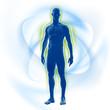 Abwehrkräfte und Immunität - Illustration