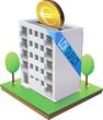 Investir des euros avec la loi Duflot (détouré)