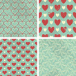 Vintage Valentine's Day Patterns