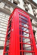 London red telephone in England