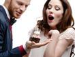 Man wonders his pretty girlfriend with birthday pie