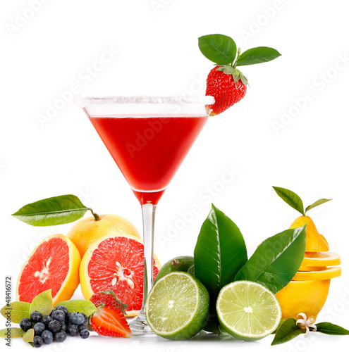 Aperitivo alla frutta - cocktail Fruit