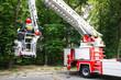 straż pożarna w akcji