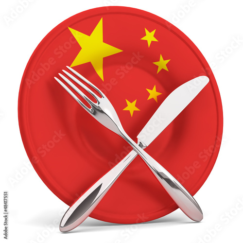 Chinese food - Cuisine