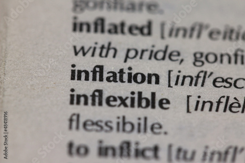 Dictionary Series - Inflation
