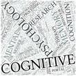 Cognitive psychology Disciplines Concept