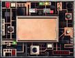 Vinatge control panel - 48420373