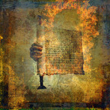 The Burning Word