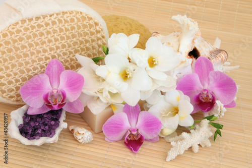 Flower Spa Treatment
