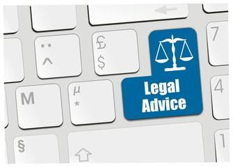clavier legal advice