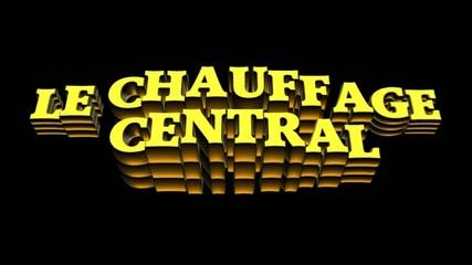 chauffage central