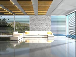 Living room - Architecture Interior