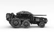 Постер, плакат: 3D Panzer