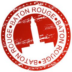 Stamp - Baton Rouge, USA