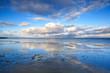 cloudscape over North sea