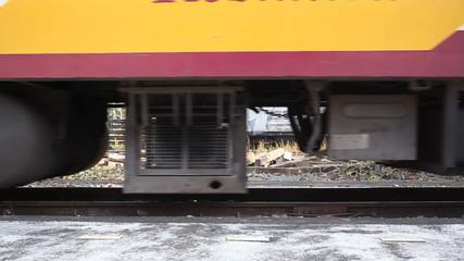 Thailand railway