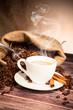 Coffee still life