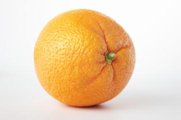 Einzelne Orange