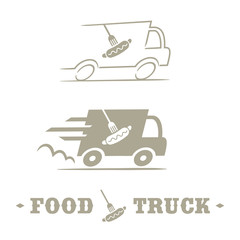 food truck - hot dog 1