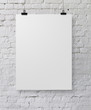 white poster - 48434556