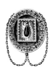 Christian Relic : Sainte Ampoule
