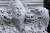 Bass-relief on San Biagio Church