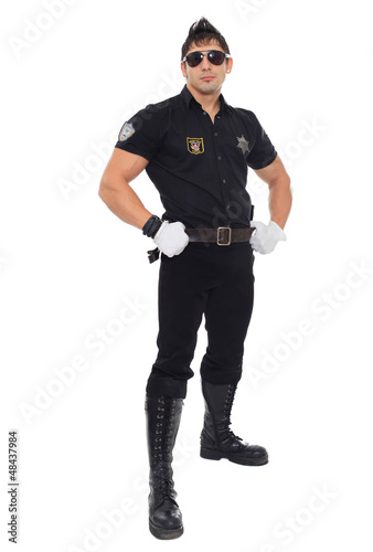Miami police, the department of morals