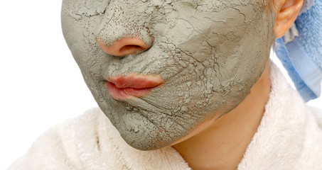 Secrets of skin firming facial mask