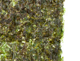 Green algae nori